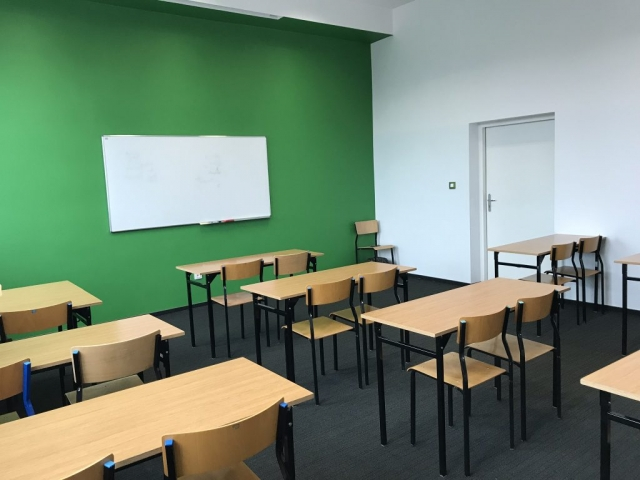 Sala szkoleniowa we Wrocławiu